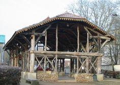 La grange de l'île à Brunoy (Essonne)