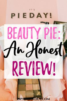 Beauty Pie says they offer luxury beauty and skincare products without the high price tag, but is it really worth it? Find out if you should get your slice of the beauty pie. Beauty Pie, Beauty Hacks, Cleopatra Beauty Secrets, Beauty Box Subscriptions, Craft Box, Luxury Beauty, Acne Treatment, Anti Aging Skin Care, Active Ingredient
