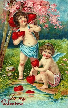 I Love these Victorian Cards!!!