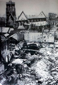 Swansea blitz 1941
