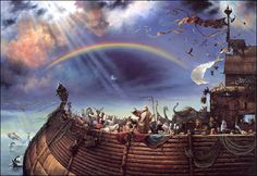 images of noah's ark | 10 Life-Lessons from Noah's Ark