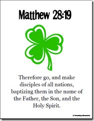 Patrick's Day Bible Verses Patrick's Day bulletin board St. Patrick's Day Bible Vers - Children's Church Crafts, St Patrick's Day Crafts, Easy Crafts, Kids Crafts, Sunday School Lessons, Sunday School Crafts, Preschool Bible, Preschool Class, Church Bulletin Boards