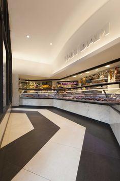 Slagerij Van Dam   Amsterdam Interior Design by Studio Jan des Bouvrie   Photography: @bodesbouvrie 2016     #slagerijvandam #amsterdam #interiordesign #shop #winkelinrichting #shopinterior #ontwerpwinkel