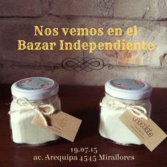 Este domingo 19 cargamos todos nuestros bultos y nos instalamos en el Bazar Independiente con cosas lindas y nuevas