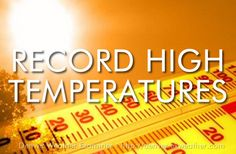Record high temperature set in Denver but climate record remains in question due to station move.  If we can't accurately compare our temperatures, how are we to believe climate change alarmists that warn of global warming?