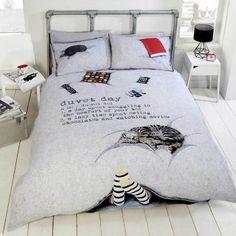 Rapport Home Duvet Day Duvet Cover and Pillowcase Set