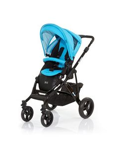 ABC Design Mamba Pushchair in Blue http://www.parentideal.co.uk/house-of-fraser--pushchairs-prams.html