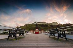Saltburn Pier View. Taken at Saltburn-By-The-Sea on 12/01/2015.