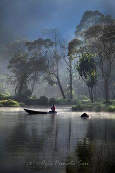 Taken from side of Situ Gunung, Sukabumi - West of Java - Indonesia   ✮ tripnest.com