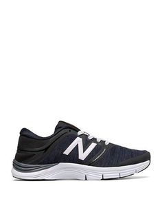 New Balance Kids Leather and Mesh Athletic Sneakers  Black/Brown 10