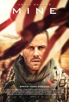 Trailer, clips, images and posters for the action thriller MINE starring Armie Hammer. Imdb Movies, New Movies, Movies To Watch, Latest Movies, 2017 Movies, Film Vf, Film Movie, Streaming Hd, Streaming Movies