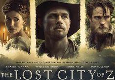 The Lost City of Z (2016) BluRay 360p & 3GP Subtitle Indonesia