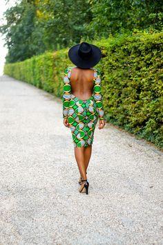 BLACKBEAUTYBAG: ILZI DRESS BY NATACHA BACO