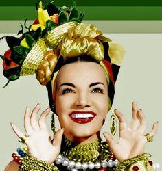 Carmen Miranda Reloaded | Sandra's Closet