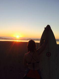 KareKare#Beach#Her#Love New Zealand, Love Her, Celestial, Sunset, Beach, Travel, Outdoor, Outdoors, Viajes