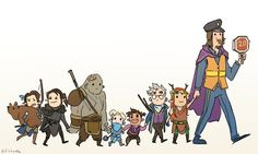 Critical Role Fan Art Gallery – How Do You Want To Draw This? | Geek and Sundry