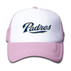 WH&SY Padres Children Mesh Trucker Cap Adjustable Fashion Kids Mesh Snapback Hat Snapback Hats Pink. MATERIAL:35% Cotton, 65% Nylon \r\nSIZE: Adjustable For Kids And Children\r\nThe Dimensions,high 3.54. Lightweight, Protective Hat For Use In Intense Sun, Heat, And Humidity. Recommended For Children Or Young People Under The Age Of 13, Group Activities, Class Activities. Light Unbound, Exquisite, Four-wire Stitching, More Durable. Washing Suggestion:Washing By Hand. Can't Rub.Cannot…