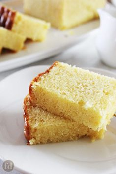A simple and classic Nonya recipe for a very rich, moist and decadent butter cake with a light hint of vanilla flavour. (Adapted from source: & Best of Singapore Cooking& by Mrs Leong Yee Soo). Rich Butter Cake Recipe, Butter Cakes, Cake Recipes, Dessert Recipes, Baking Recipes, Square Cakes, Loaf Cake, Cake Videos, Vanilla Flavoring
