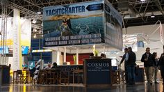Thank you all for being there one more time Dusseldorf Boat Show January 2016