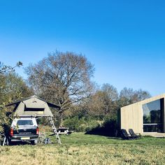 Camping Spots, Go Camping, Car Camper, Netherlands, Tiny House, Places To Go, Traveling, Outdoor, The Nederlands