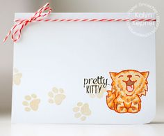 Card by PS DT Kalyn Kepner using PS Charmed Chat Two, Nine Lives