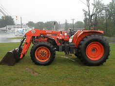 4x4, Kubota Tractors