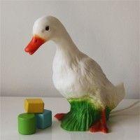 heico duck lamp