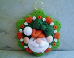 Angel Polymer Clay Christmas Holiday di countrycupboardclay