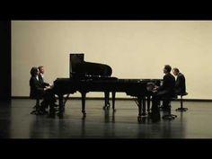 "The Gershwin Piano Quartet plays Gershwin's ""I Got Rhythm"""