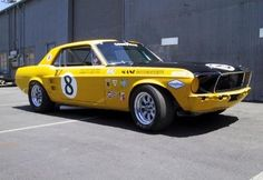 trans am 1967 ford mustang