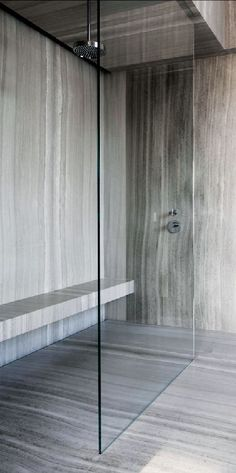 More About Bathroom Shower Remodel Bathroom Spa, Bathroom Toilets, Simple Bathroom, Bathroom Interior, Modern Bathroom, Master Bathroom, Modern Shower, Washroom, Suite Principal