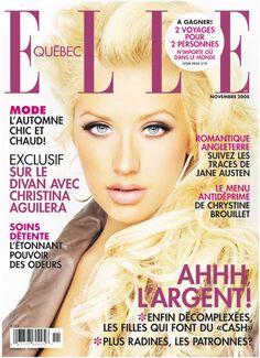 #Christina #Aguilera, Novembre 2008