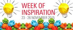 Ready to become #inspired at the #universityoftwente Week of Inspiration!!