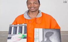 Donald C-Note Hooker – Making Prison Art Inclusive Create A Map, C Note, Prison Art, Guy Talk, Restorative Justice, Different Forms Of Art, Crow Art, Coloured Girls, The Better Man Project