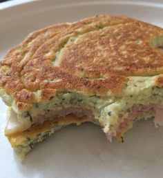 Ideal Protein Potato Puree Sandwich Thins!! Omg - so good! 1 pk IP Potato Puree 1 Egg 1 TBsp Water 1 tsp Grapeseed Oil ~Combine and divide into two portions ~Heat skillet to med and spray with nonstick spray ~Spread each portion into pan and form a round patty ~Cook until lite brown on each side (I put ham, mustard, and a small slice of Swiss on mine) (Swiss was a cheat)