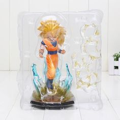 Dragon Ball Z Action Figure Figuarts Zero Vegeta Son Gokou Triple Kaiouken Kamehameha Battle Ver. PVC Toy Dragonball Z Figure