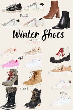 Click here to see the best winter shoes from Shopbop on black friday on Maxie Elise Blog! Check out these super cute winter shoes for women like black sneakers. These are some of the best black friday deals 2020. You will love the black sorel boots for winter too. There are also some adorable black leather ankle boots high heels. Keep in mind leather ankle boots heel fashion is very in style. This is the ultimate winter capsule shoe wardrobe cold weather casual! #style #fashion #looks