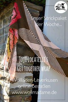 wollpaket / get together wrap von Joji Locatelli
