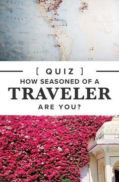 Travel Trivia Quiz - Lonny's savvy world traveler quiz