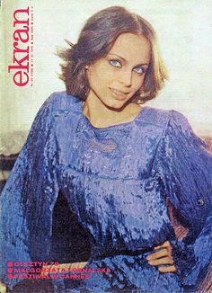 Izabela Trojanowska Ekran Cover 1979