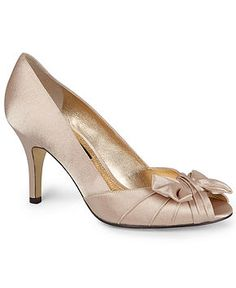 Nina Forbes Evening Pumps - Pumps - Shoes - Macy's