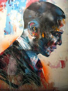 DAVID CHOE Graffiti art