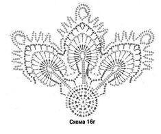 christmas craft ideas: crochet snowflakes | make handmade, crochet, craft