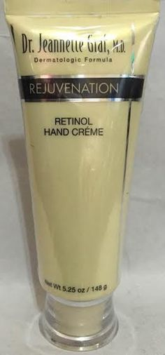 Dr. Jeannette Graf Rejuvenation Retinol Hand Creme 5.25 oz *** Be sure to check out this awesome product.