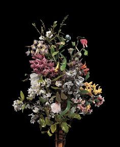 Bouquet of #Flowers by Leopold #Blaschka | Corning Museum of #Glass