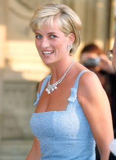 """Princess Diana's """"Swan Lake"""" necklace will be auctioned with a starting price of $12 million—see it here."""