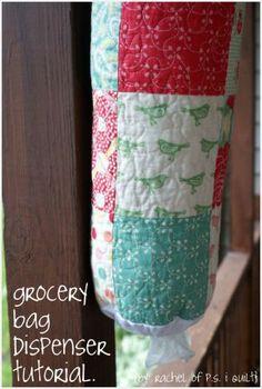 Grocery Bag Dispenser « Moda Bake Shop