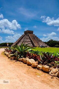 Chichen Itza . Mexico
