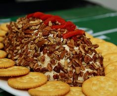 Party Cheeseball | A Southern Fairytale