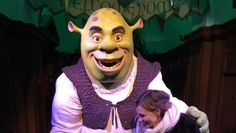 A family day out at Shrek's Adventure London